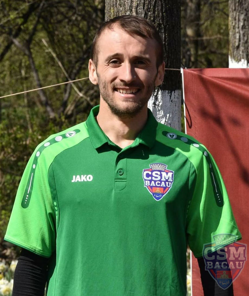Alexandru Soare, un nou record personal - CSM Bacau