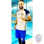 Campionatele naționale de sărituri in apă - Cozma Catalin CSM Bacau