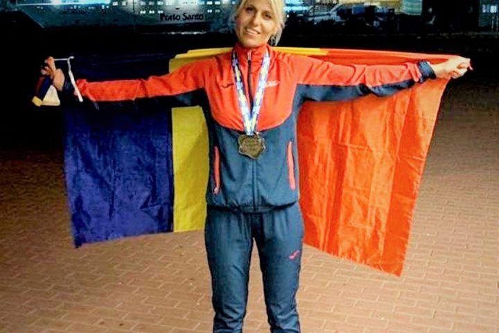 Simona Sladaru - Atletism - CSM BAcau