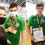CSM Bacau - Carol Mihai Cojocaru, o nouă vedetă a natației românești