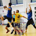 Handbal CSM Bacău – CSM Focșani 27-26