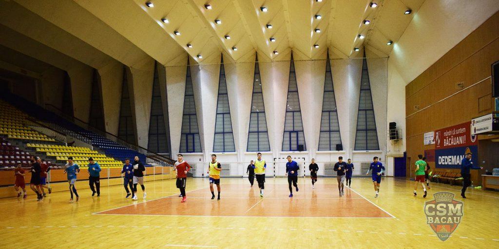 Handbal - CSM Bacau - in format aproape complet