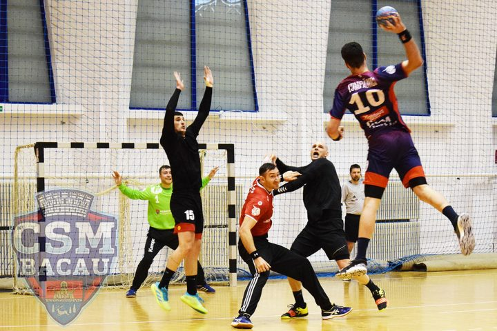 Handbal CSM Bacău – Dobrogea-Sud Constanța
