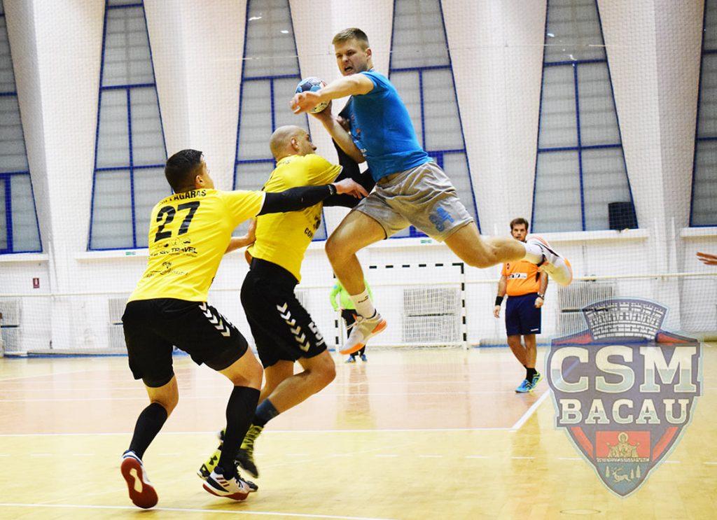 Handbal CSM Bacau