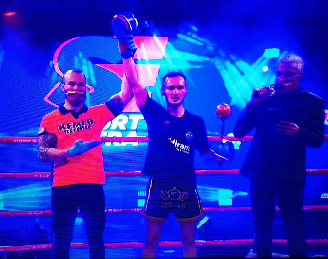 Kickbox CSM Bacau - Cezar Buzdugan - Gala Morosanu