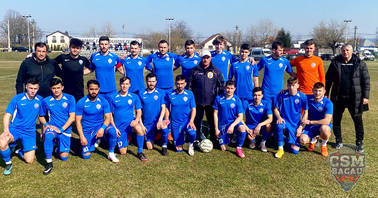 CSM Bacau - Fotbal - Echipa