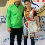 CSM Bacau - Campionatul European de Haltere-Seniori