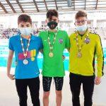 CSM Bacau - Inot - Juniori - Medalii