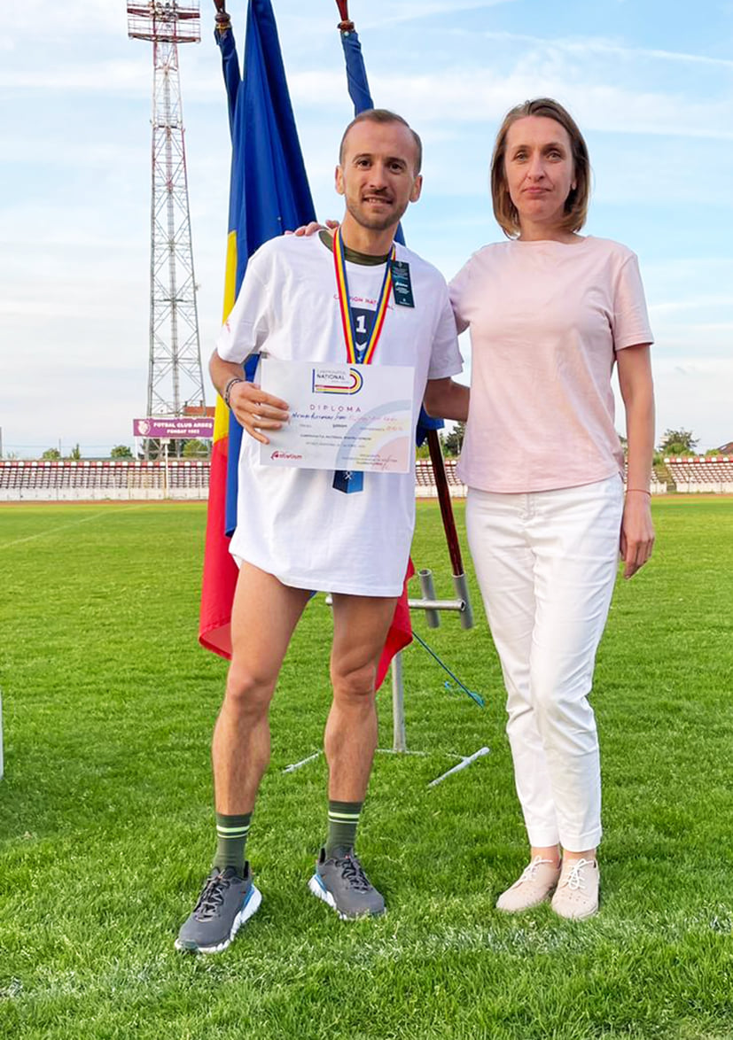 CSM Bacau - Atletism - Alexandru Soare