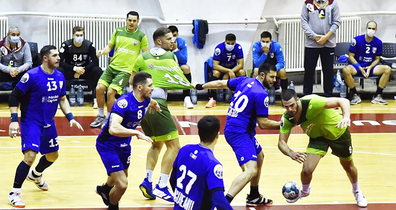 CSM Bacau - CSM Bucuresti - Handbal