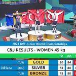 Cosmina Pană, argint la Mondiale!