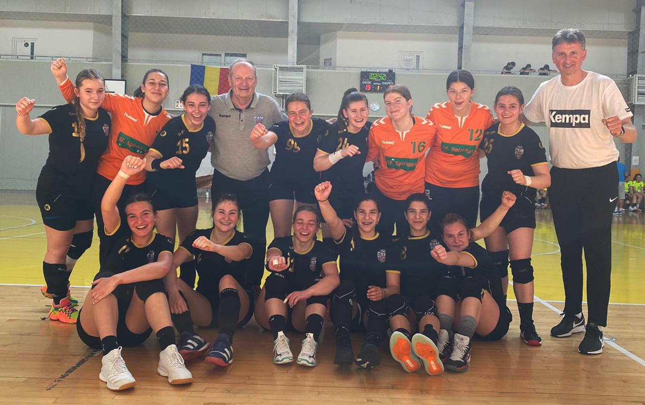 Handbal - Feminin - CSM Bacau