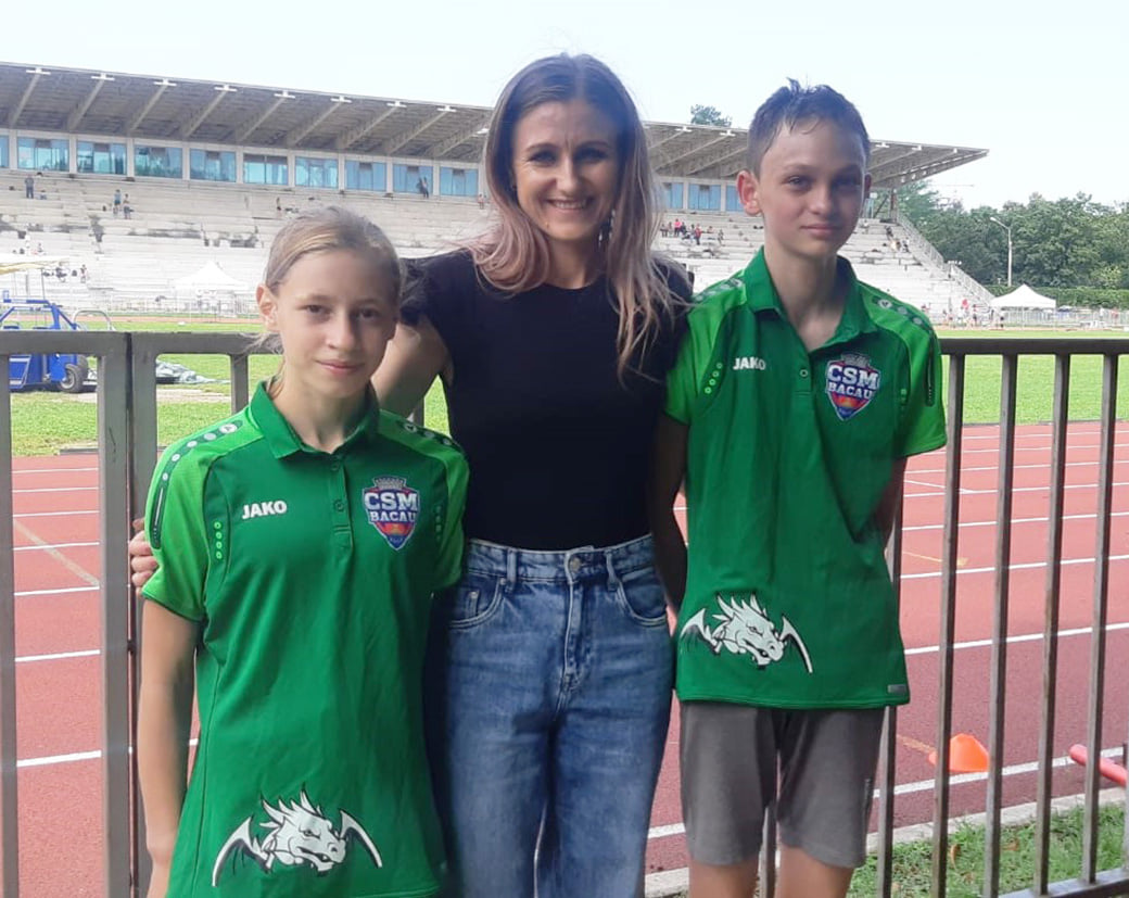 CSM Bacau - Atletism - Juniori