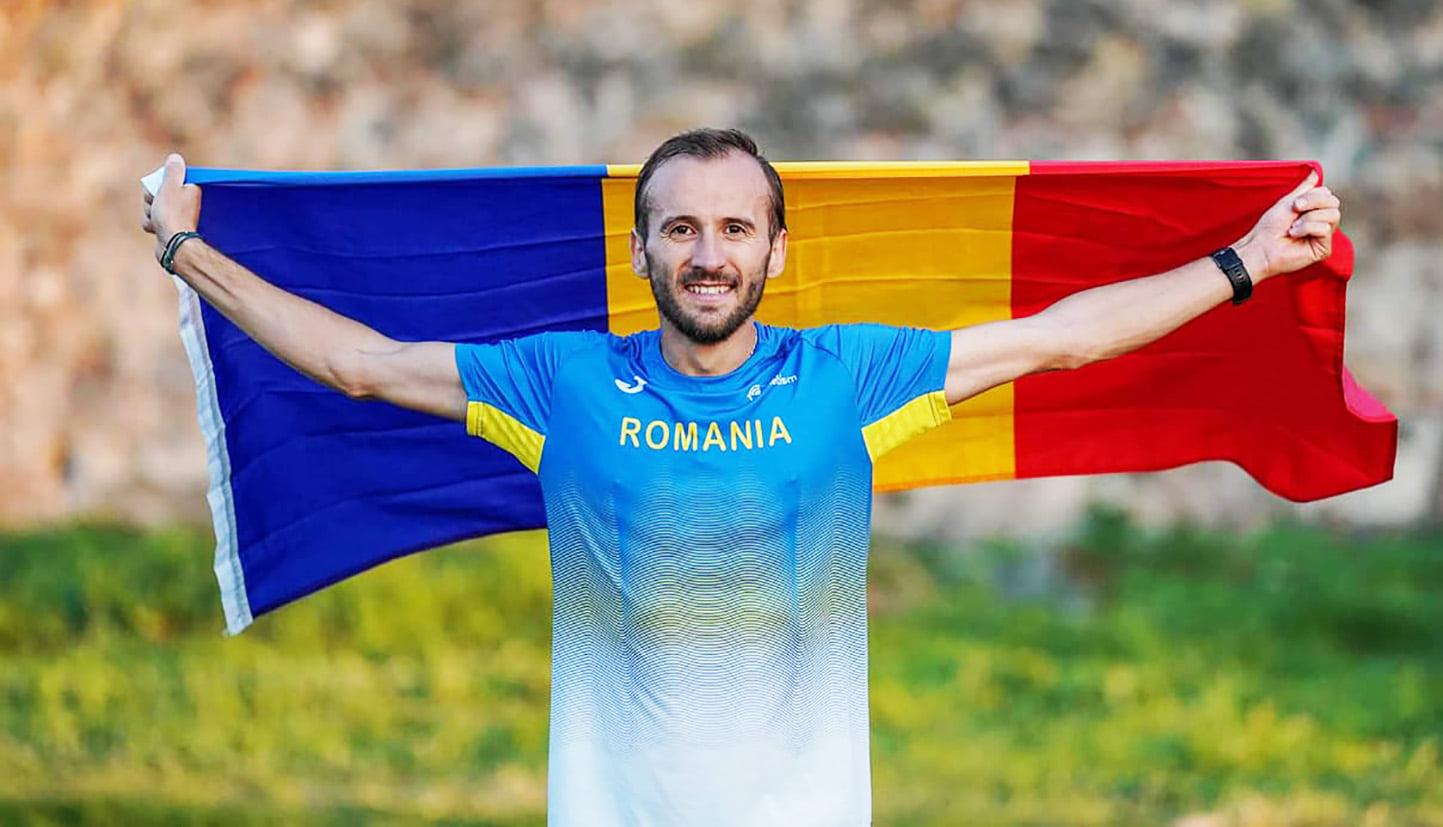 CSM Bacau - Atletism - Soare - campion balcanic - 5000m