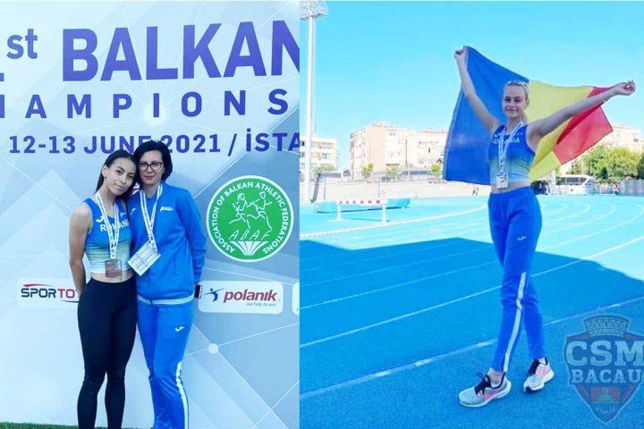 CSM Bacau - Campionatele Balcanice Juniori 1