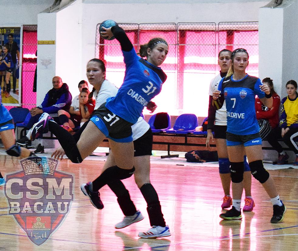 CSM Bacau - Corona Brasov - Handbal Feminin