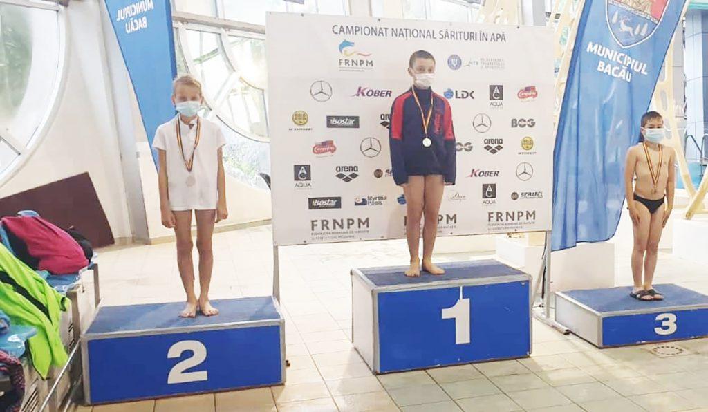 CSM Bacau - Campionatele Naționale de Juniori C+D