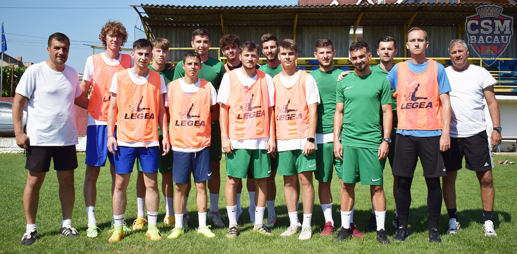 Fotbal - CSM Bacau - Echipa
